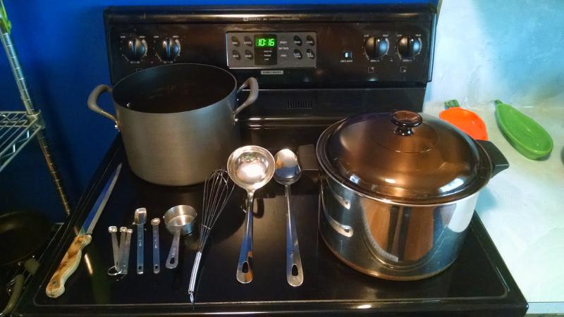 Cheesemaking equipment